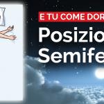 LINGUAGGIO DEL CORPO 3 - POSIZIONE SEMIFETALE