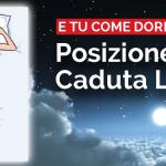 """LINGUAGGIO DEL CORPO 5 - LA POSIZIONE A """"CADUTA LIBERA"""""""
