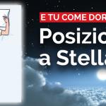 """LINGUAGGIO DEL CORPO 6 - LA POSIZIONE A """"STELLA"""""""